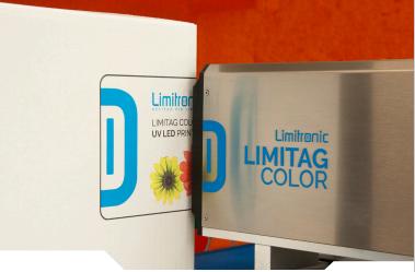 Limitronic V7 Color - 360 dpi color packaging printer