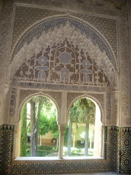 Arco Alhambra Granada
