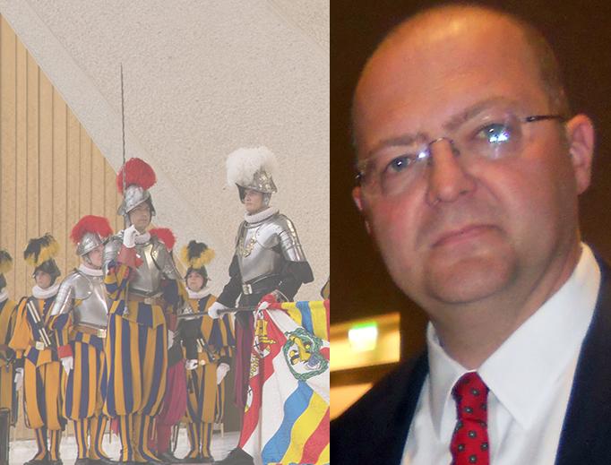 Vệ binh Thụy sĩ cho cái nhìn thoáng qua về sự thánh thiện và dí dỏm của Thánh Giáo hoàng Gio-an Phao-lô II