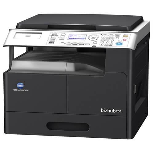 Máy photocopy Konica Bihuz 206