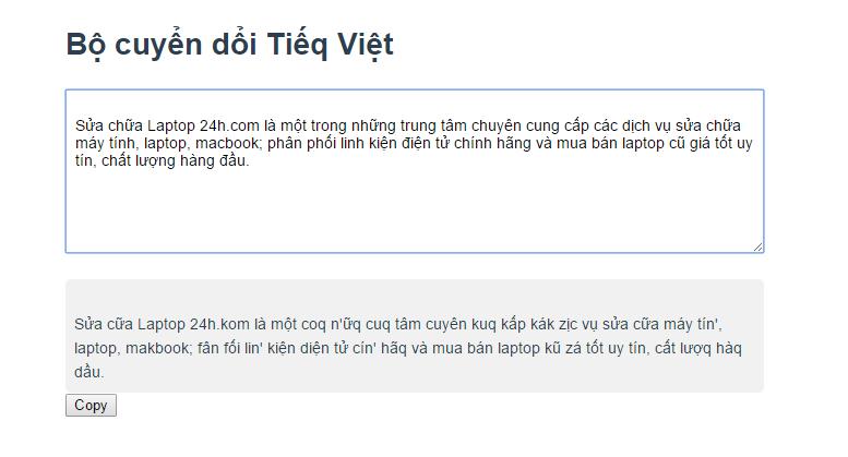 Tiếq Việt 2