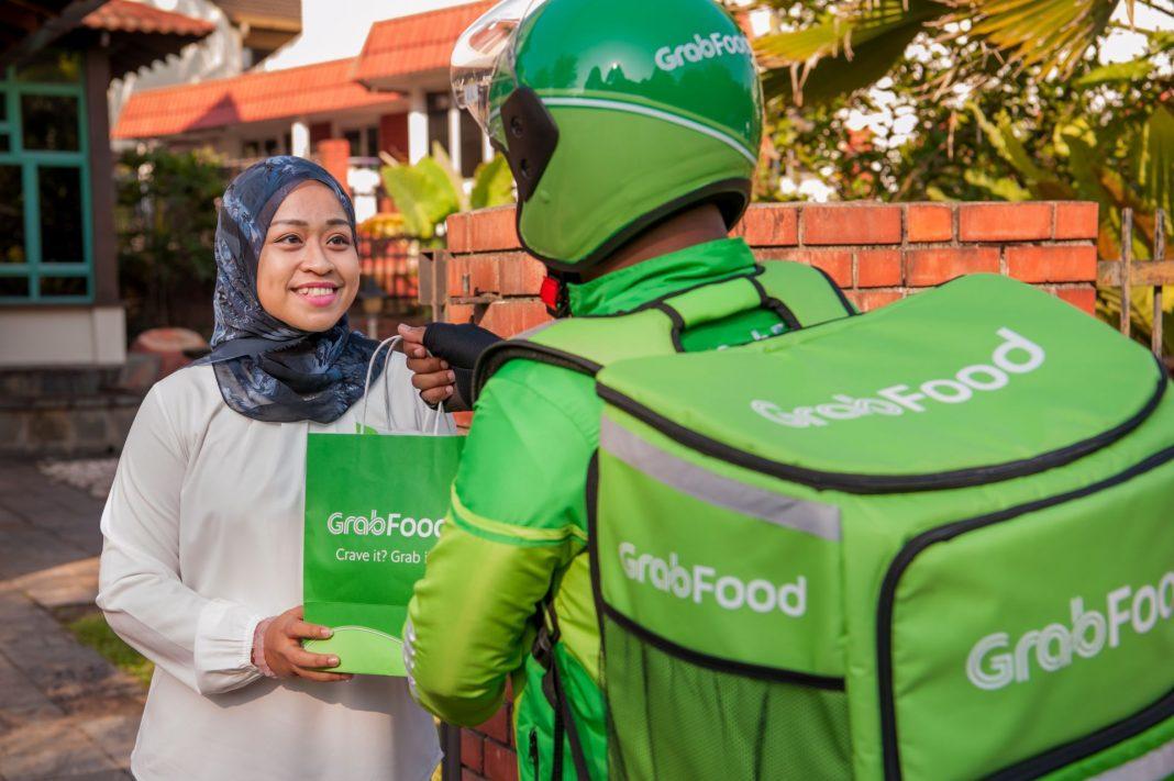2. Layanan Pesan-Antar Makanan - GrabFood
