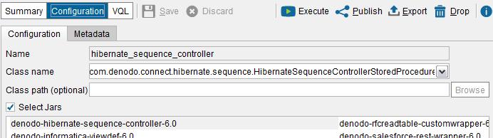 Denodo Hibernate Dialect - User Manual