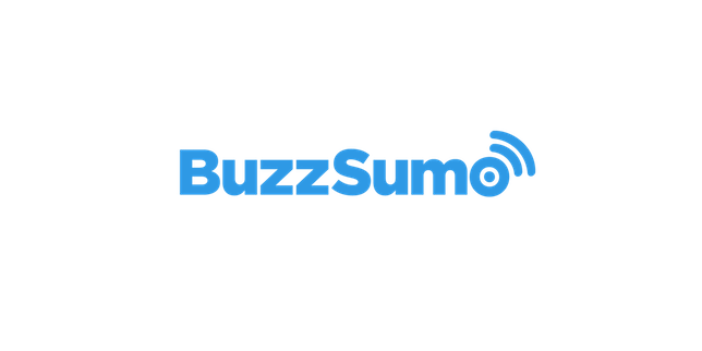 BuzzSumo b2b content marketing tool