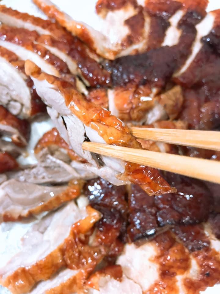 九合脆皮烤鴨