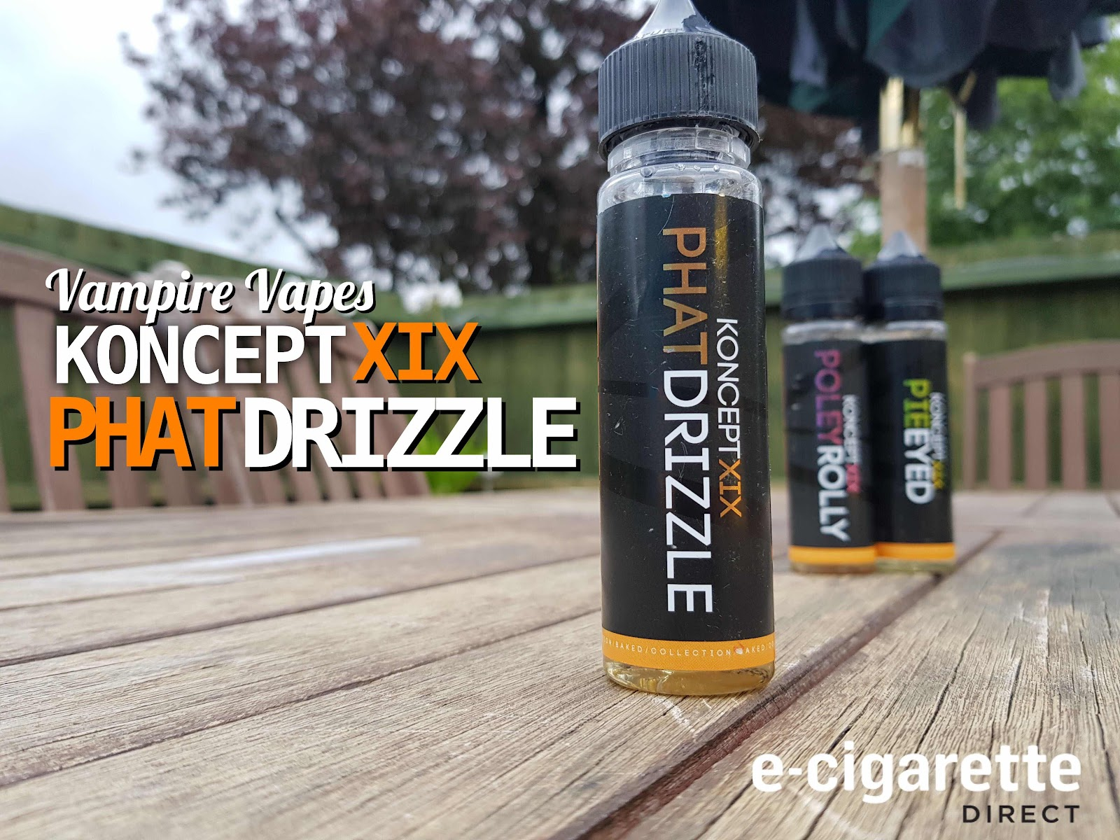 Phat Drizzle | Koncept XIX - Vampire Vape from E-Cigarette Direct,