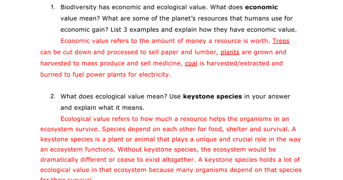 Bill Nye Biodiversity Worksheet Delibertad – Bill Nye Biodiversity Worksheet