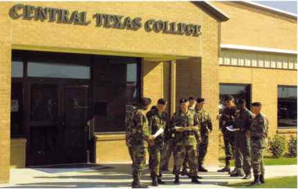 Central Texas College-Fort Hood