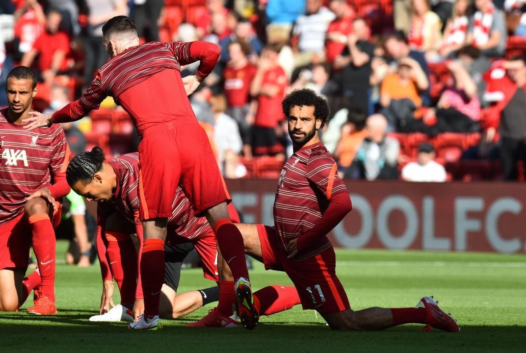 Các cầu thủ Liverpool đang có được phong độ tốt