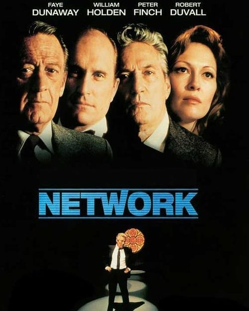 Network. Un mundo implacable (1976, Sidney Lumet)