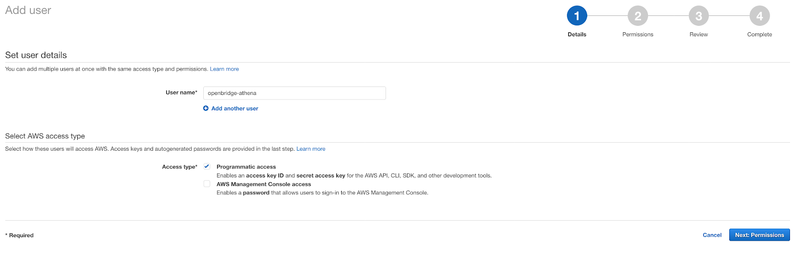 How To Setup Amazon Redshift Spectrum - Configuring S3 and