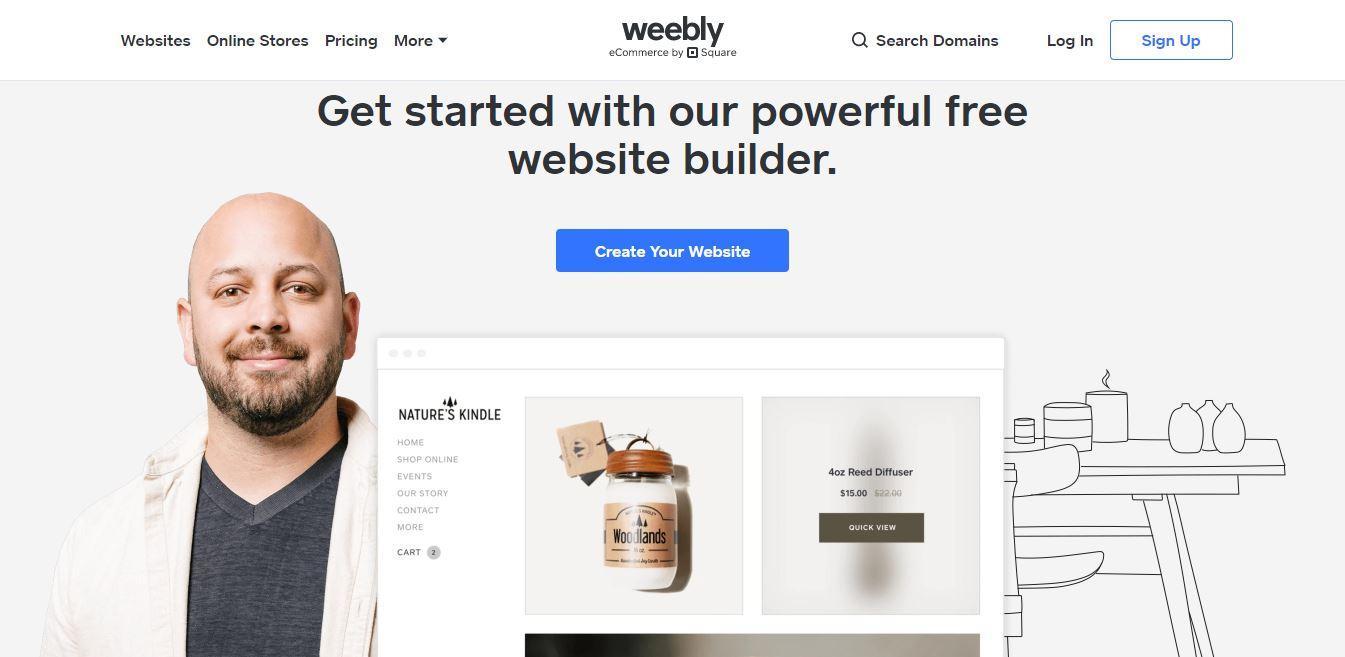 Weebly   TechRadar