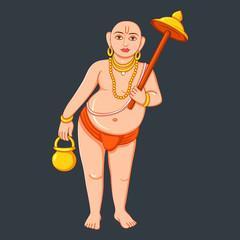 Story of Vamana Avatar