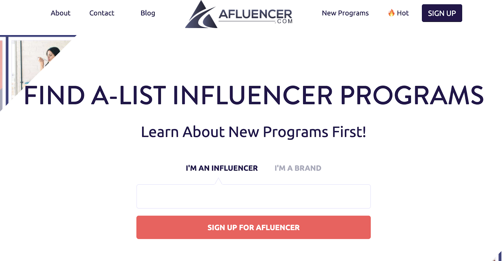 Afluencer - Connect with Top Influencers in Your Niche