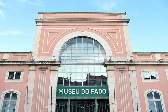 Museu do Fado em Lisboa • Portugal