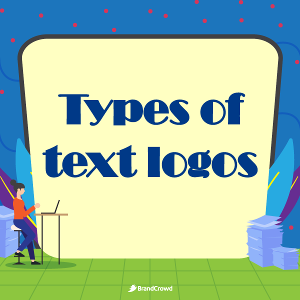 the-section-image-features-a-woman-working-with-the-typography-of-the-section-title-typesof-text-logos-behind-her