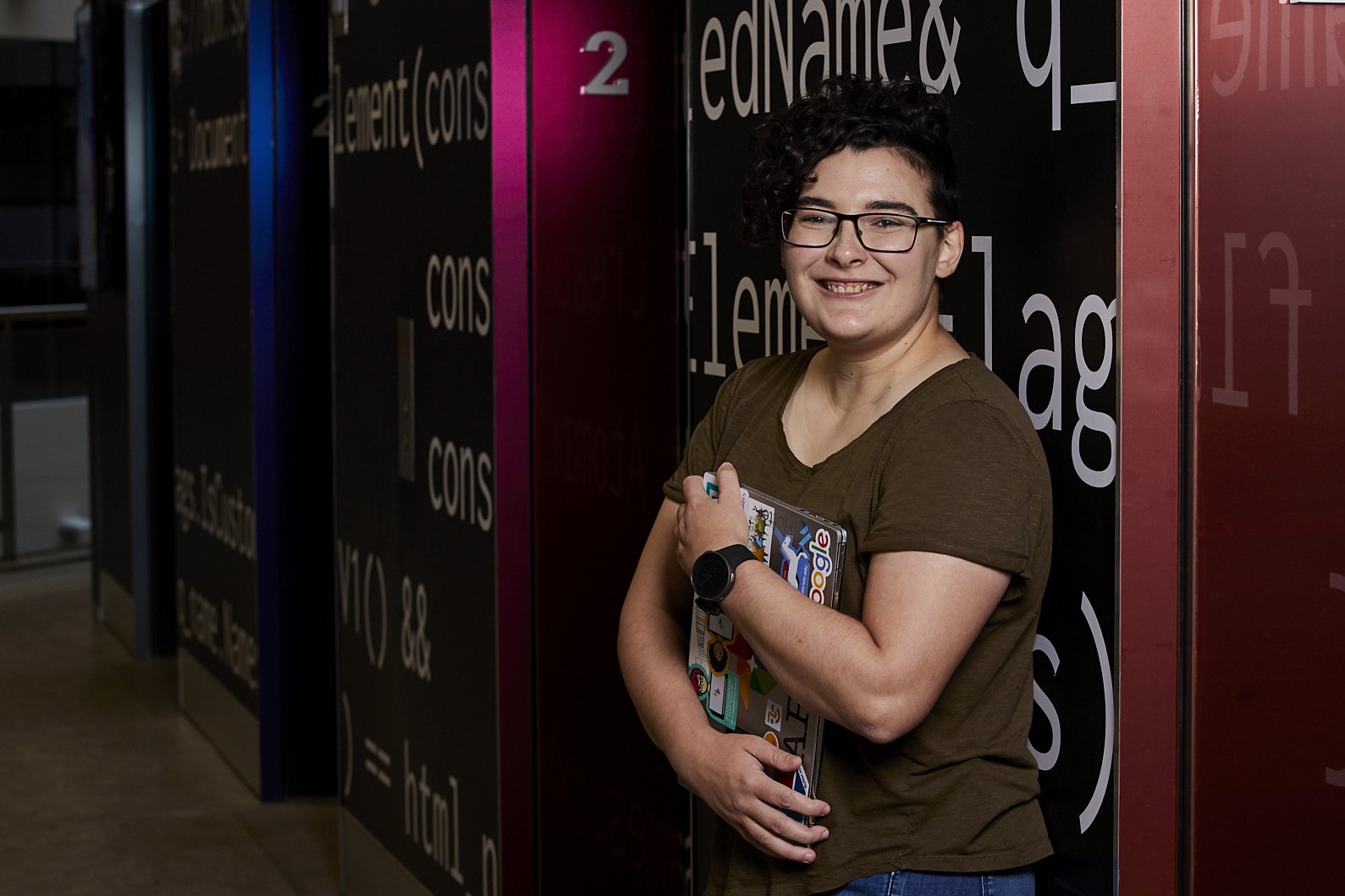 A photo of Katie Walker, Software Engineer, Google Australia