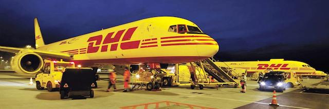 DHL cung cấp đa dạng dịch vụ chuyển phát hàng hóa