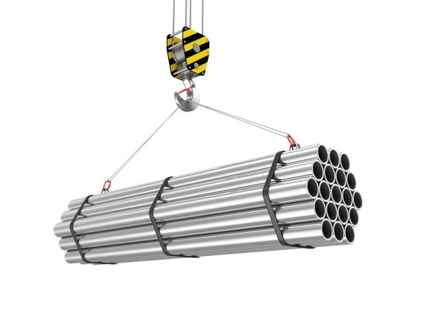 Trọng lượng nhẹ giúp việc vận chuyển thép ống diễn ra dễ dàng