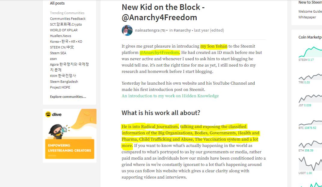 NainaTengraz's blog on Steemit