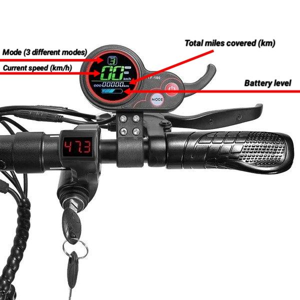 KUGOO KIRIN M4 Pro Folding Electric Scooter Review 5