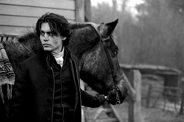 Image result for johnny depp horse