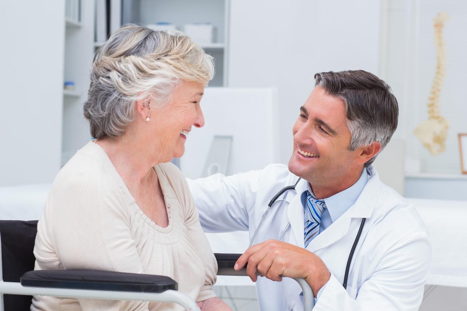 Reputation management benefits patients