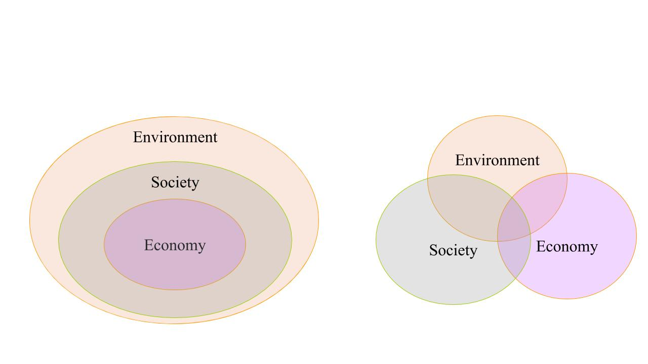 Integrating Ecological Economic Concepts Into Other Disciplines United States Society For Ecological Economics Ussee