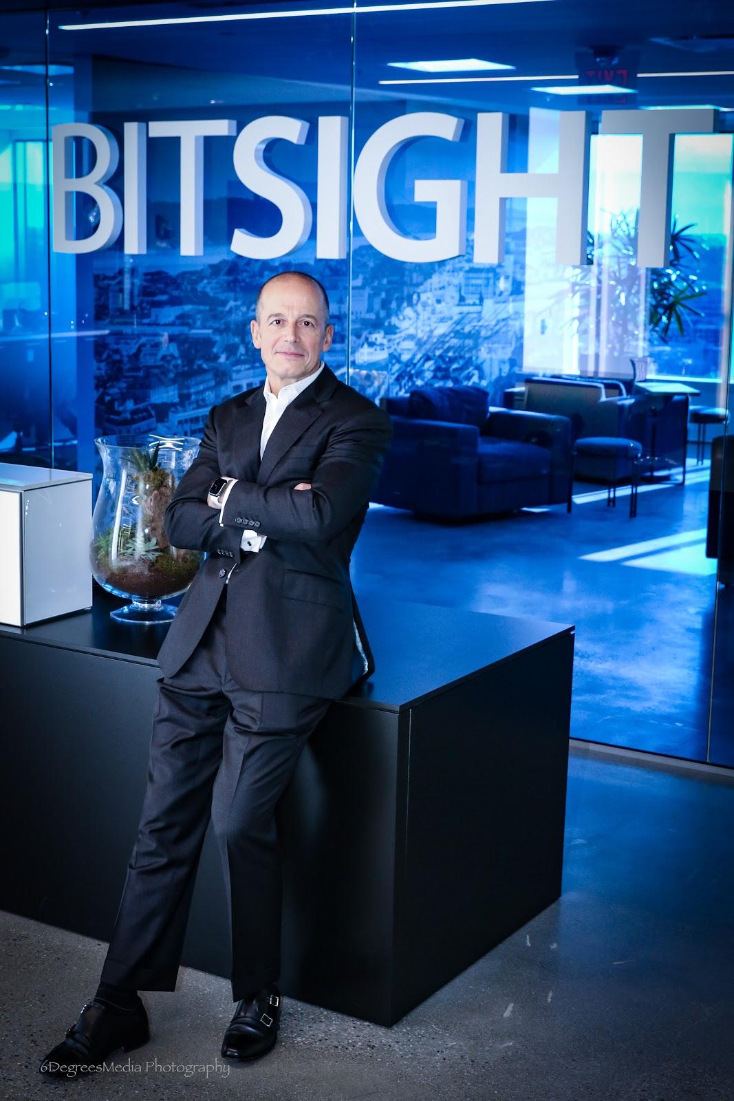 BitSight CEO Stephen Harvey
