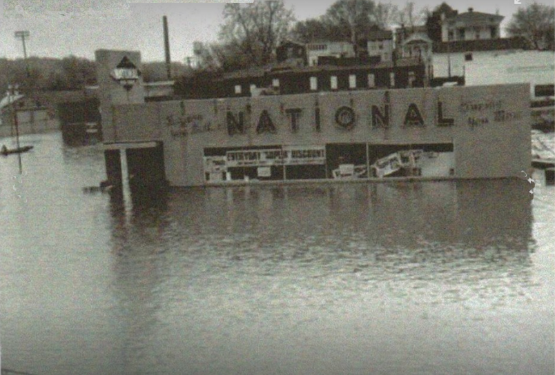 Hannibal National Store 1951.png