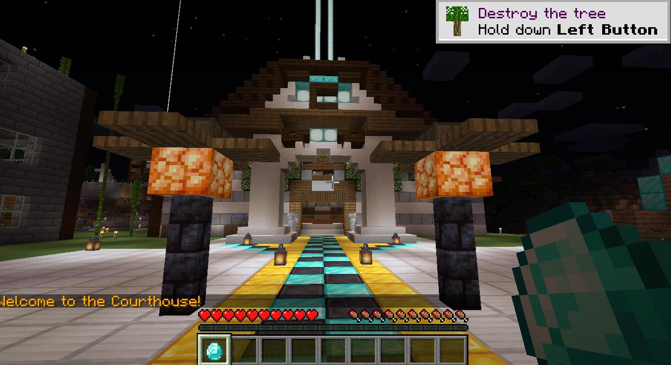 CodeWizardsHQ Minecraft Server