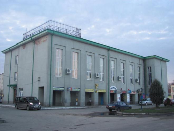 Будинок культури Камінь-Каширський. Сучасний вигляд