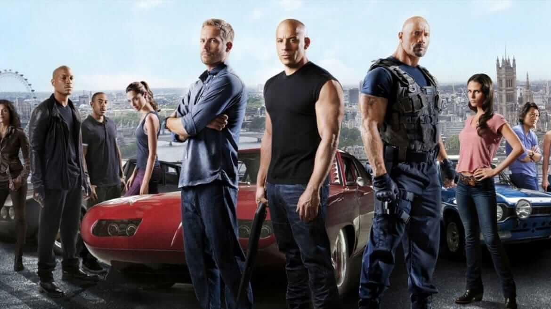 "Filmul cu masini de curse""The Fast and The Furious"""