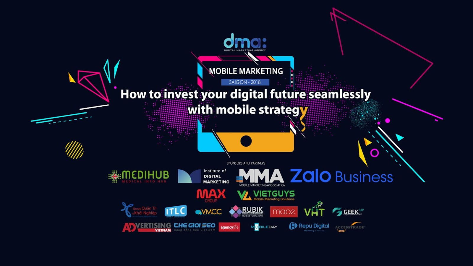 [Event] How to invest your digital future seamlessly with mobile strategy?