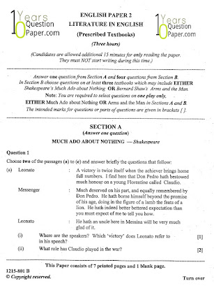 Ib english paper 2 thesis popular phd essay writers websites for school