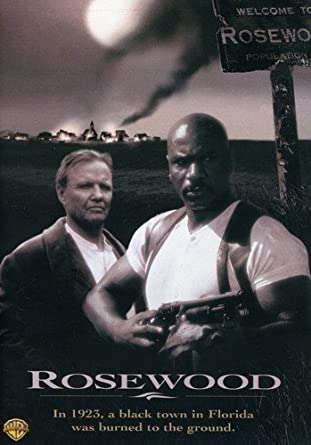Amazon.com: Rosewood (Two-Sided Disc): Steven Dubin, Ving Rhames ...