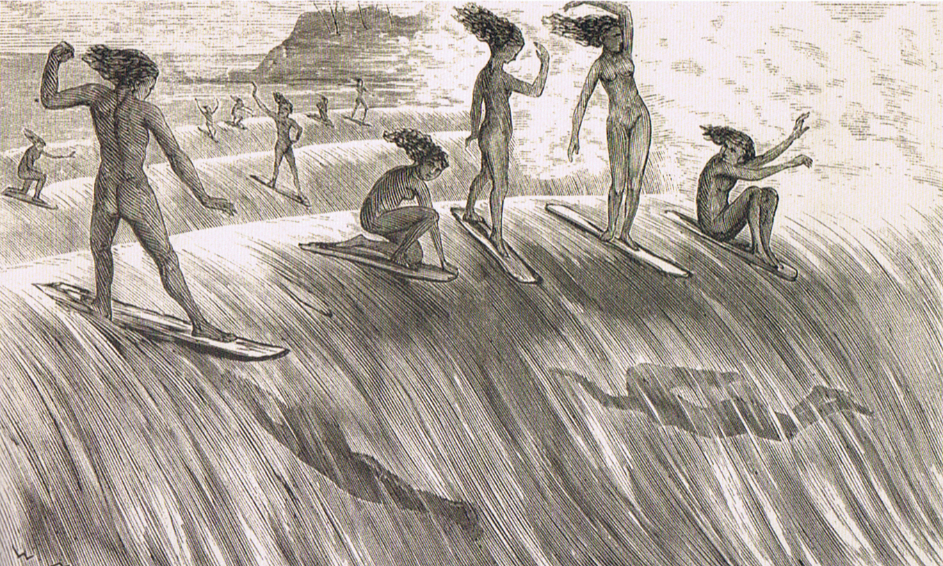 History of Surfing: The People And Places That Shaped The Sport - Surfing