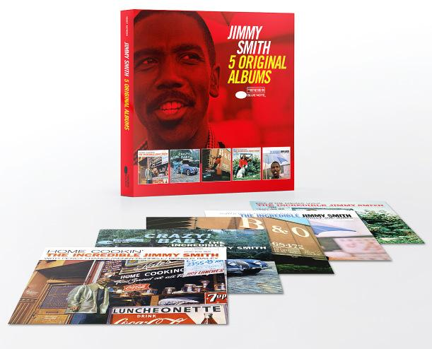 「jimmy smith 5 original albums」的圖片搜尋結果