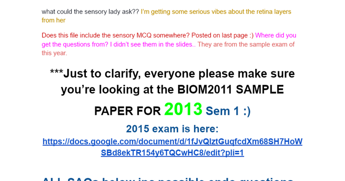 6348 sample exam from 2011 1
