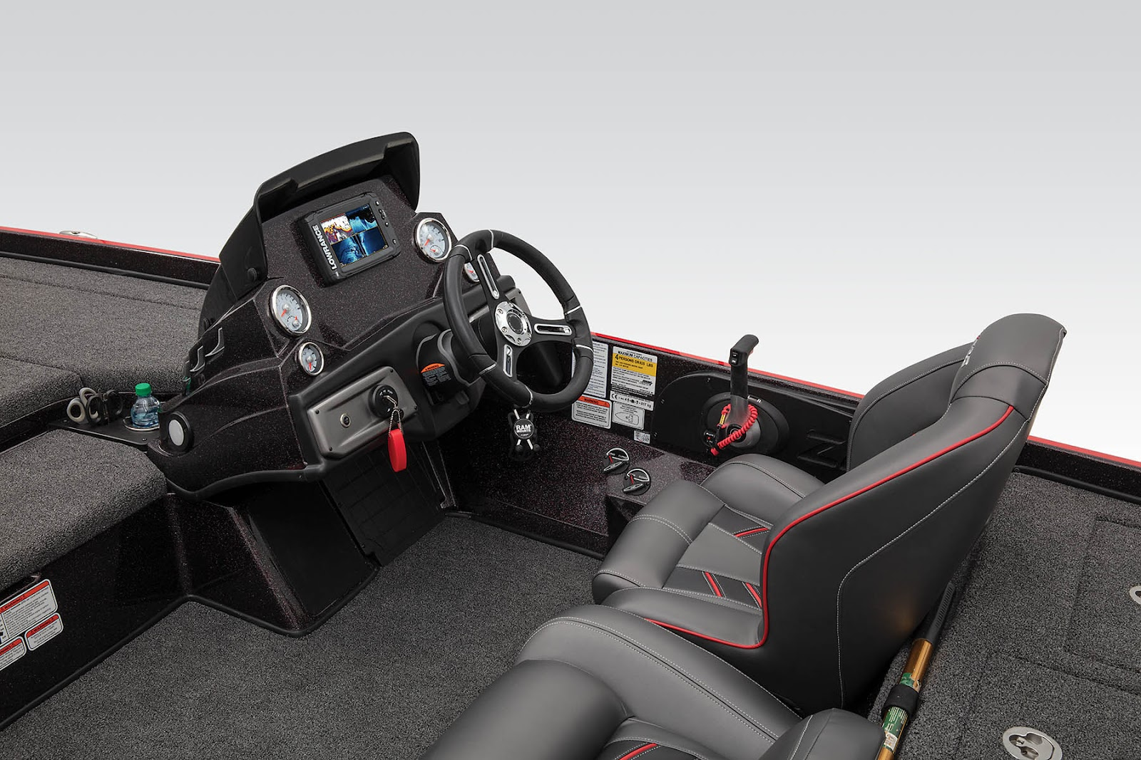The cockpit of a NITRO ?amp;reg; Z21, 2020 model shown in this file photo.