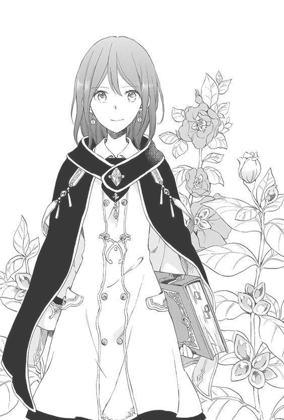 Anime/Manga: Akagami no Shirayukihime/Snow white with the red hair ...