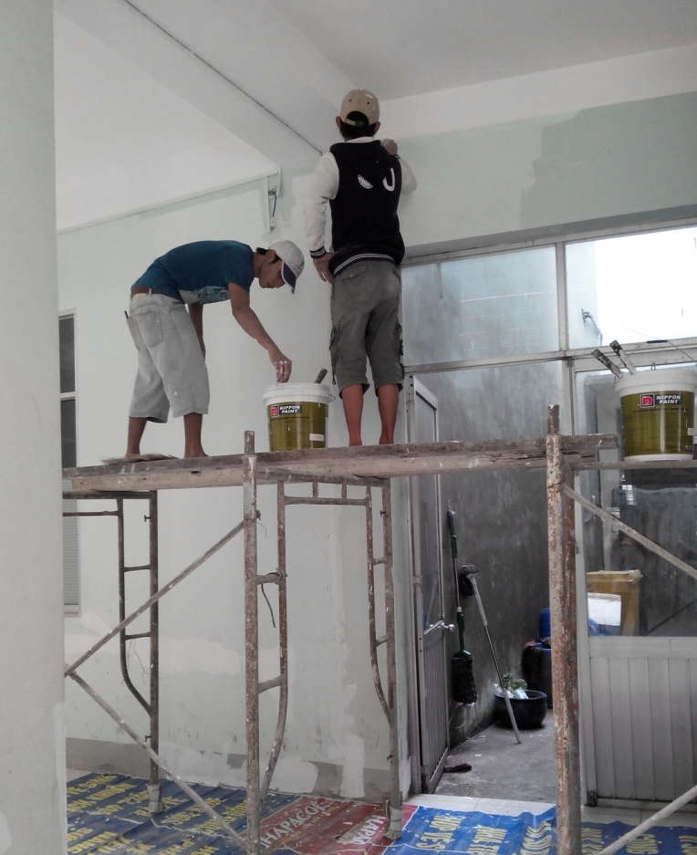 Dịch vụ sửa nhà quận 1 tại Xây dựng Trường Tuyền rất chuyên nghiệp