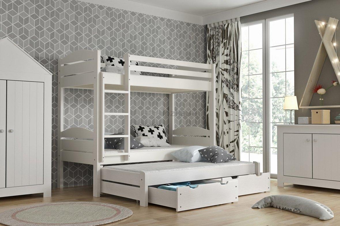 выбираем кровать для детей
