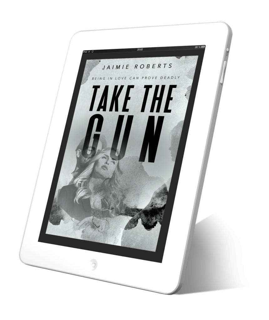 This image has an empty alt attribute; its file name is take-the-gun-kindle-white.png