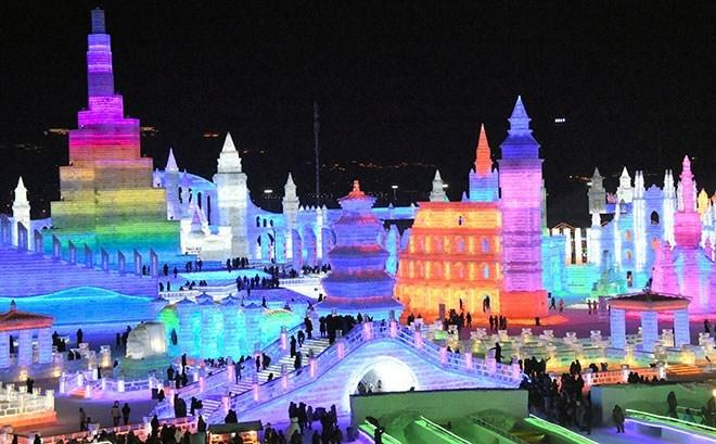 Image result for winter  season in China images