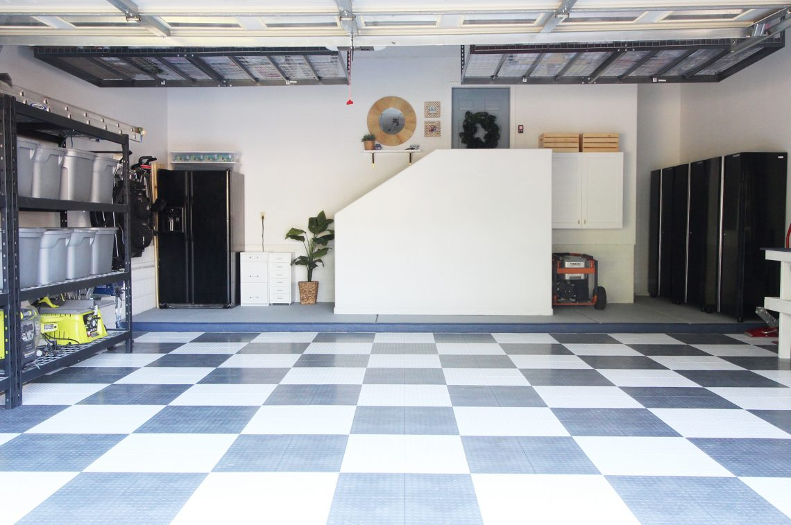 The Long-Haul Garage Makeover