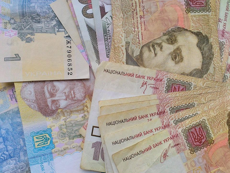Деньги, Гривна, Украинская Гривна, Украина, Валюта