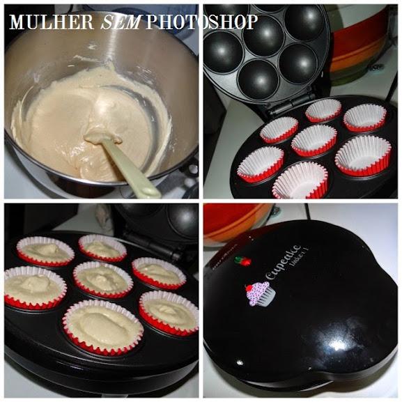 resenha máquina de cupcake Britânia funciona?