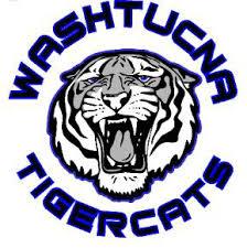 Washtucna Tigercats Logo