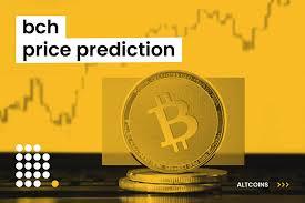 Bitcoin Cash (BCH) trading Price analysis